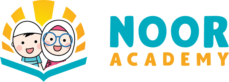 noor academy logo w