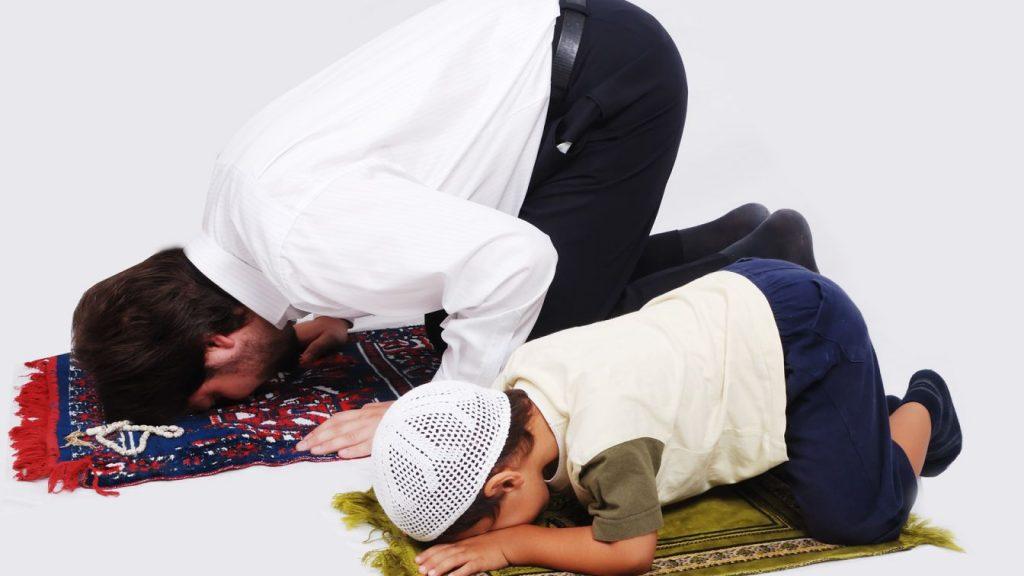 prayers to teach your children