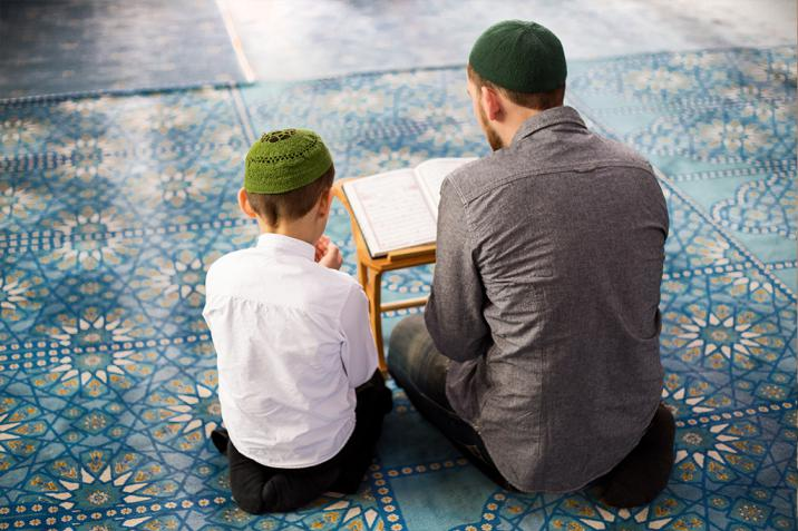Introduce Allah To My Kids