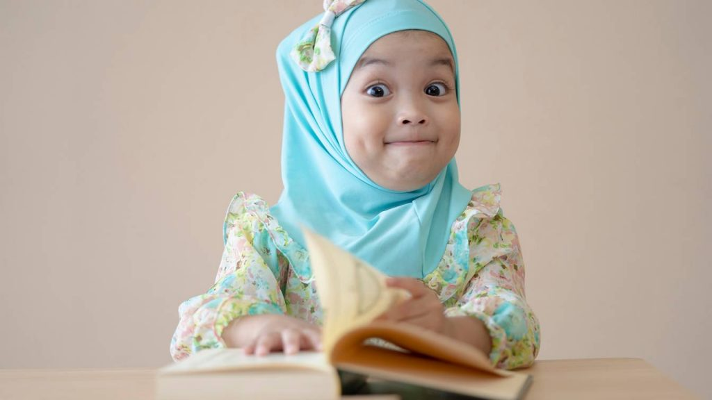 Islamic Studies for Kindergarten